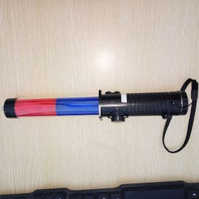 Rechargeable traffic baton TB007